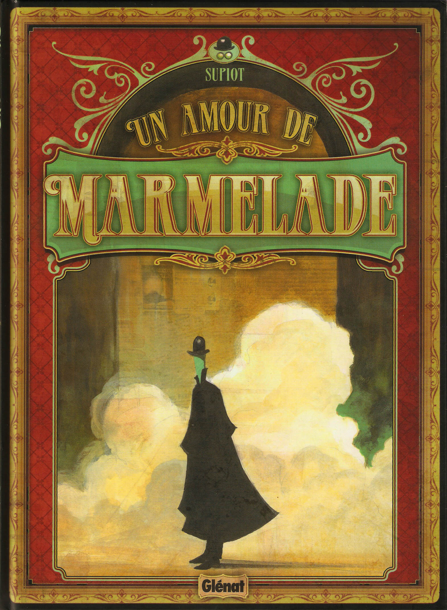 Un amour de Marmelade - one shot
