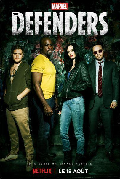 Marvel's The Defenders – Saison 1