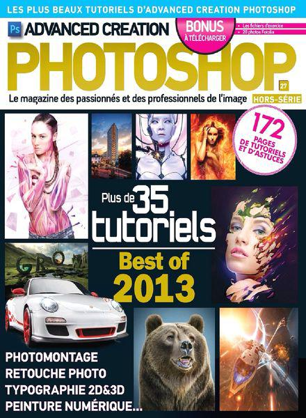 Advanced Creation Photoshop Magazine Hors Serie No.27