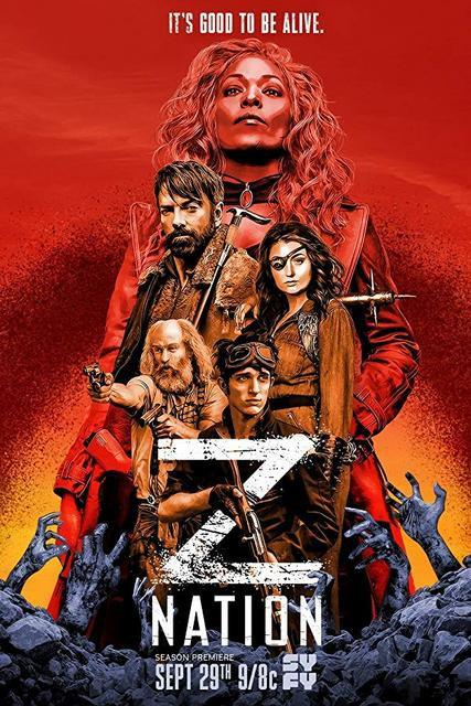 Telecharger Z Nation- Saison 5 [03/??] VOSTFR | Qualité HDTV