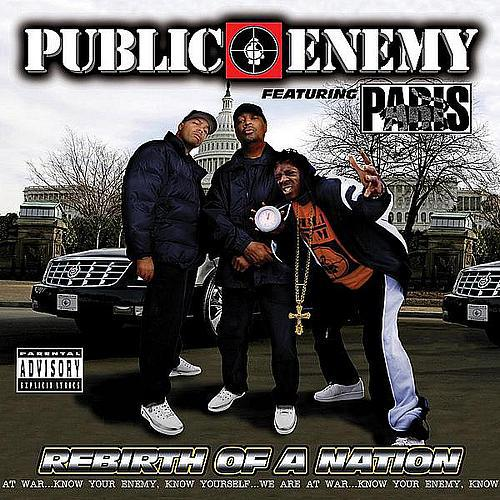Public Enemy  - Rebirth of a Nation [MULTI]
