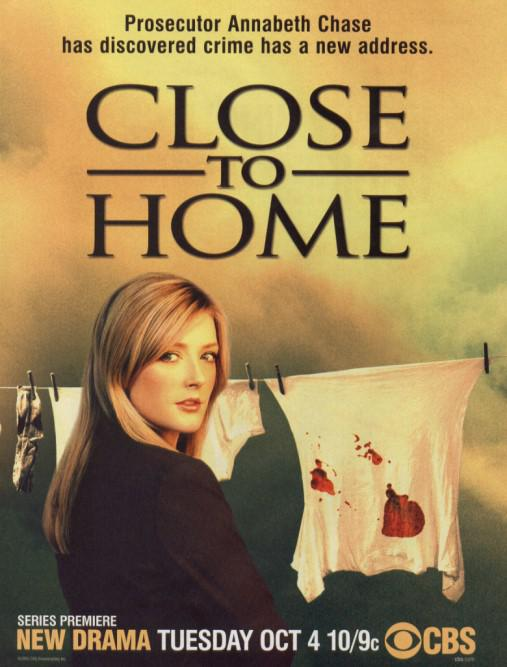 Close To Home : Juste Cause – Saison 1
