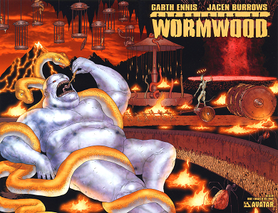 Chronicles of Wormwood - Tome 1