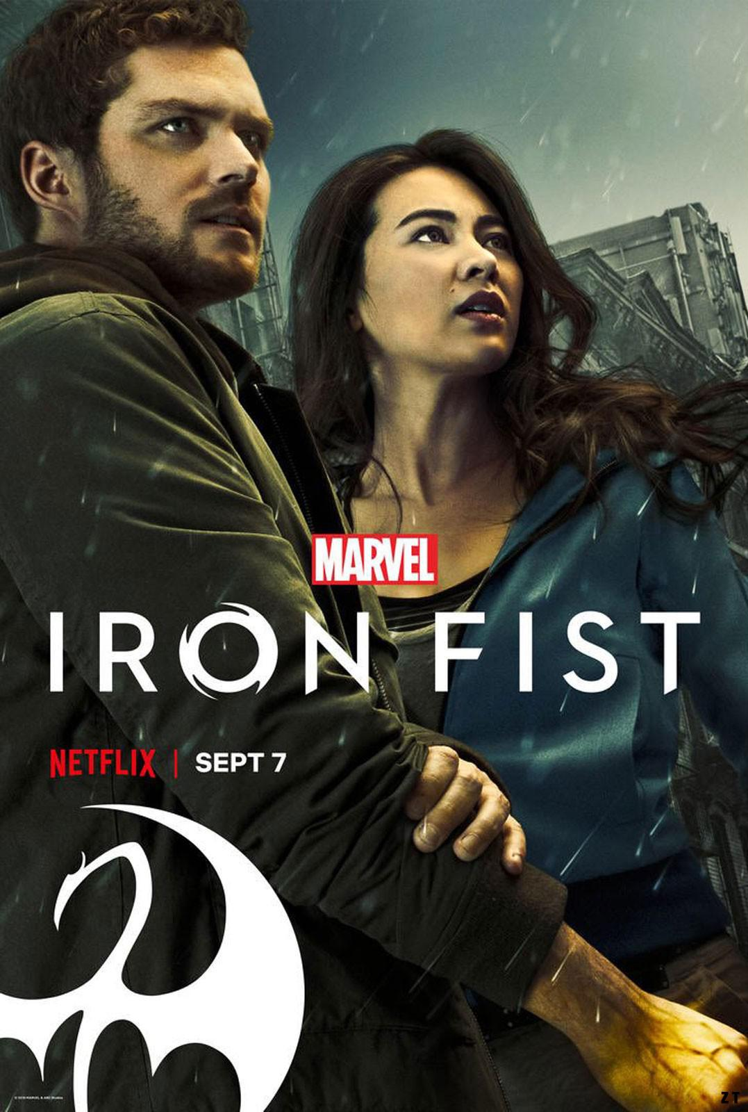 Telecharger Marvel's Iron Fist- Saison 2 [COMPLETE] [10/10] VOSTFR | Qualité Web-DL