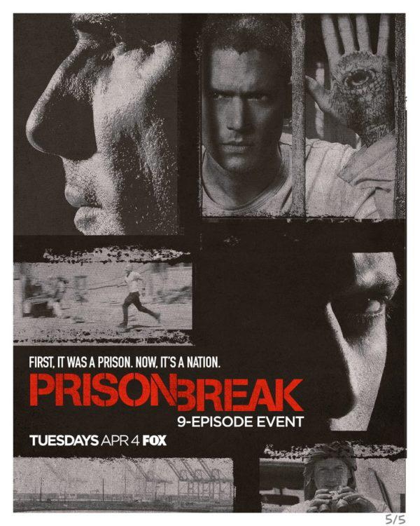 Prison Break – Saison 5