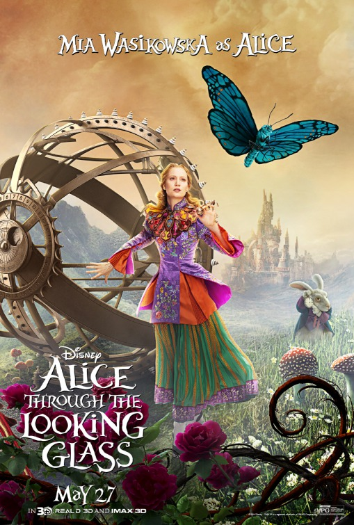 Alice in Wonderland 2: Through the Looking Glass