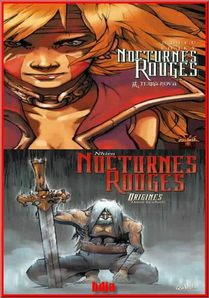 Nocturnes Rouges 7 Tomes et 2 Tomes Origines PDF CBR HD [BD][MULTI]