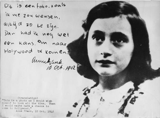 Le Journal d'Anne Frank - Version non censurée