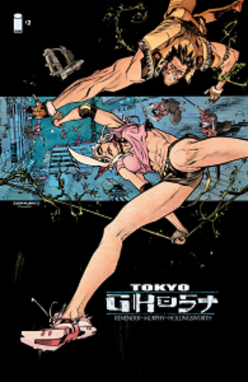 Tokyo Ghost - Tome 2