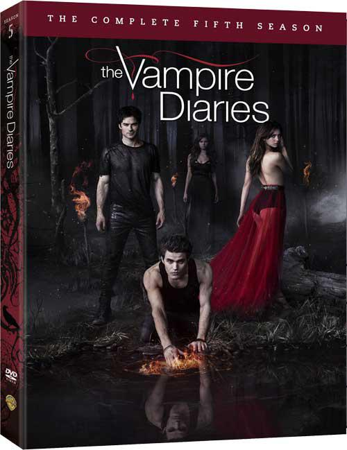 The Vampire Diaries - Saison 1 a 5 Complete [FRENCH] [BDRIP]