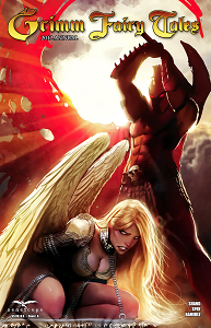 Grimm Fairy Tales Annual 2012