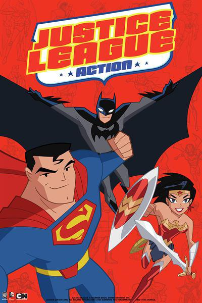 Justice League Action – Saison 1 (Vostfr)