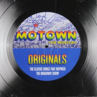 Motown The Musical Originals The Classic Songs That Inspired The Broadway Show (2013) [MULTI]