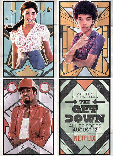 The Get Down Saison 1 Vostfr