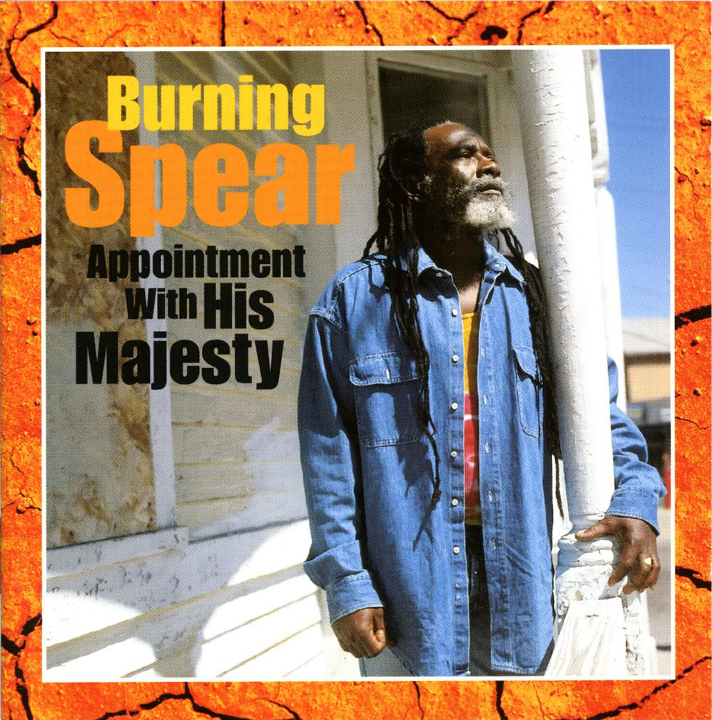Burning Spear Garveys Ghost