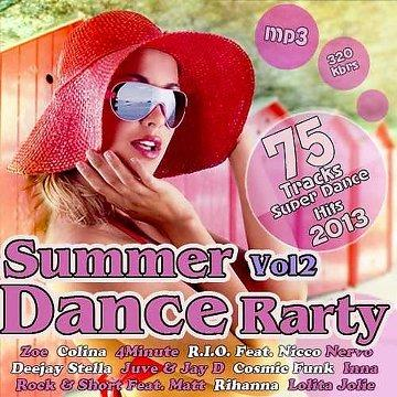[MULTI] Summer Dance Party Vol. 2 (2013)