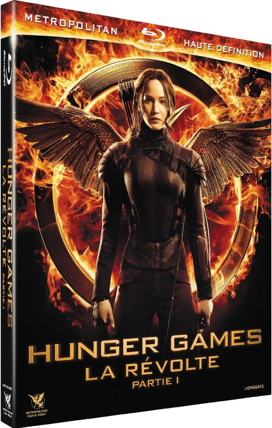 Hunger Games - La Révolte  Partie 1 [BLURAY 720p | TRUEFRENCH ]