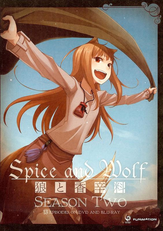 Spice and Wolf Saison 2