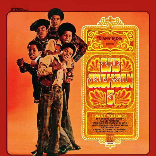 Jackson 5 - Diana Ross Presents The Jackson 5 (1969)