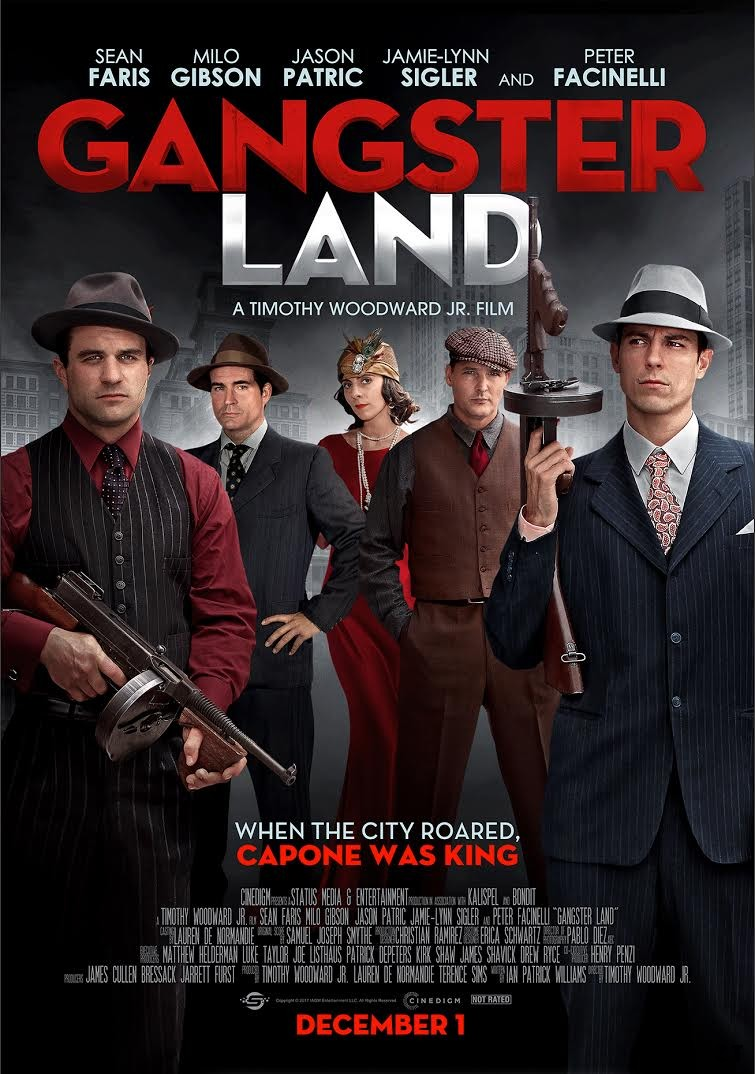 Gangster Land (vostfr)