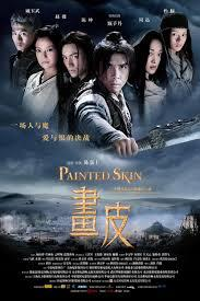 Painted skin VOSTFR