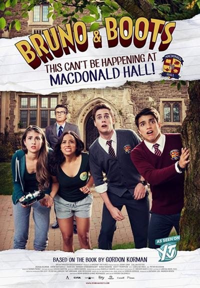 Bruno & Boots: This Can't Be Happening at Macdonald Hall EN STREAMING 2017 FRENCH WEBRip