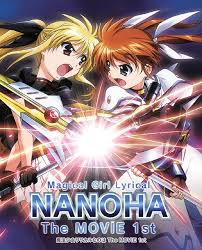 Mahô Shôjo Lyrical Nanoha - The Movie 1st