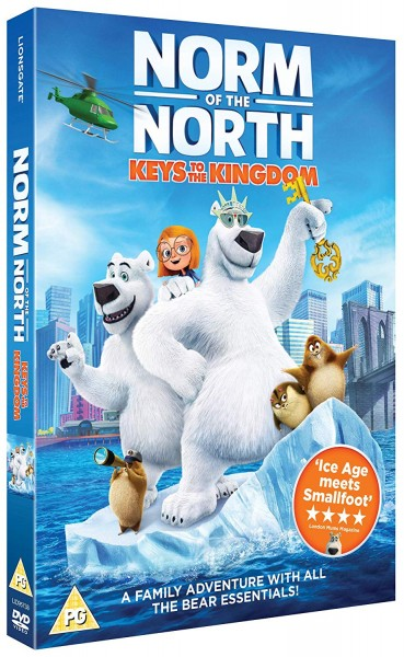 Norm of the North: Keys to the Kingdom Qualité WEB-DL 1080p | MULTI