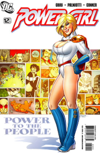 Power Girl- Tome 12