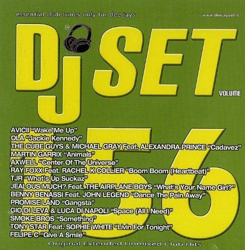 VA - DJ Set Volume 156 (2013)
