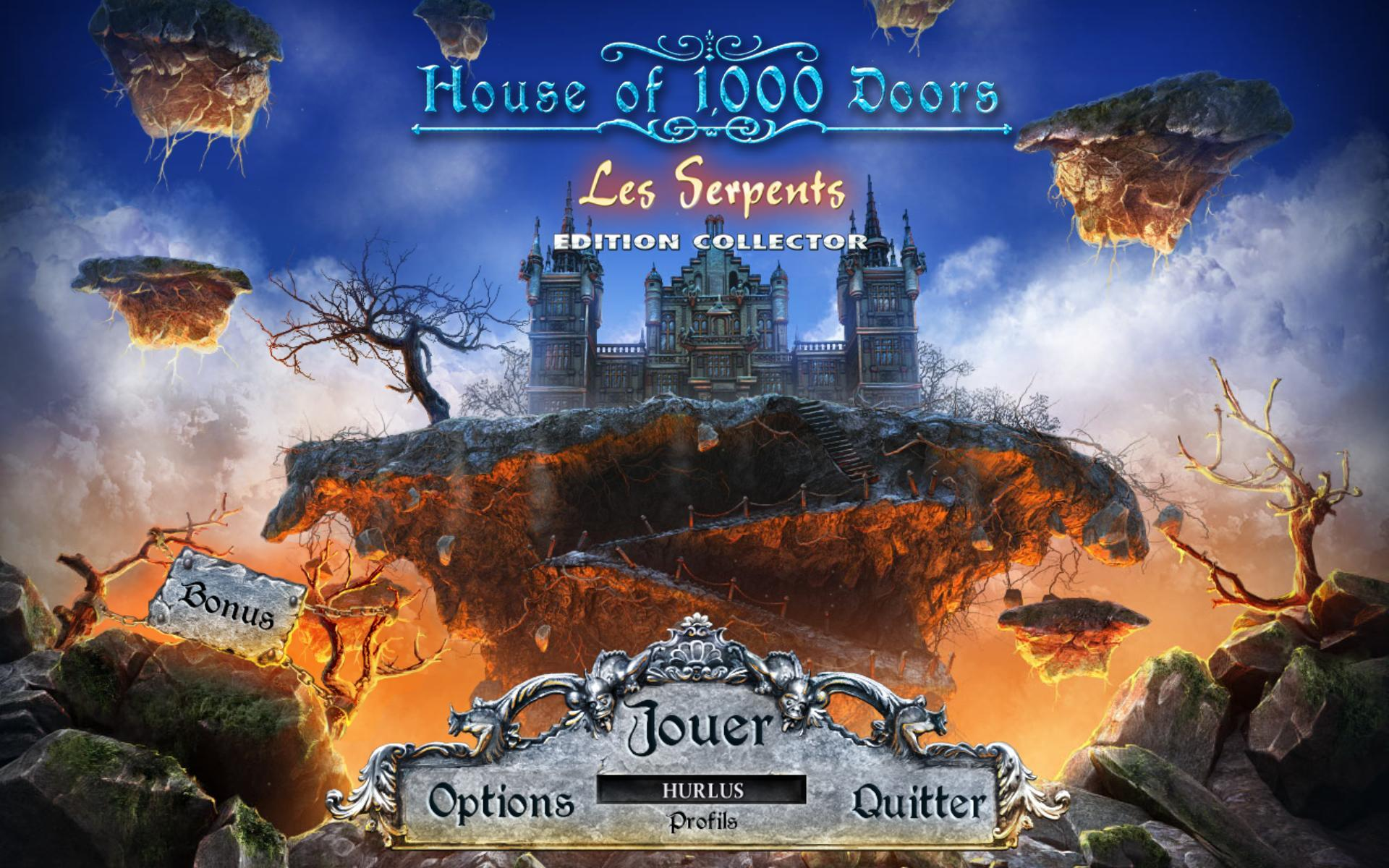 House of 1000 Doors: Les Serpents Edition Collector [PC] [MULTI]