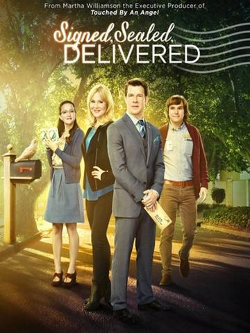 Signed Sealed Delivered – Saison 1 (Vostfr)