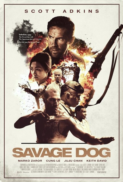 Savage Dog EN STREAMING 2017 FRENCH BDRip