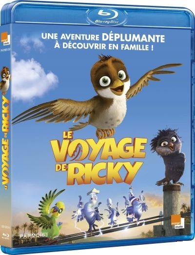 Le voyage de Ricky | BLURAY 720P | FRENCH