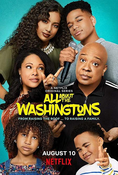 Telecharger All About The Washingtons- Saison 1 [COMPLETE] [10/10] FRENCH | Qualité HD 720p