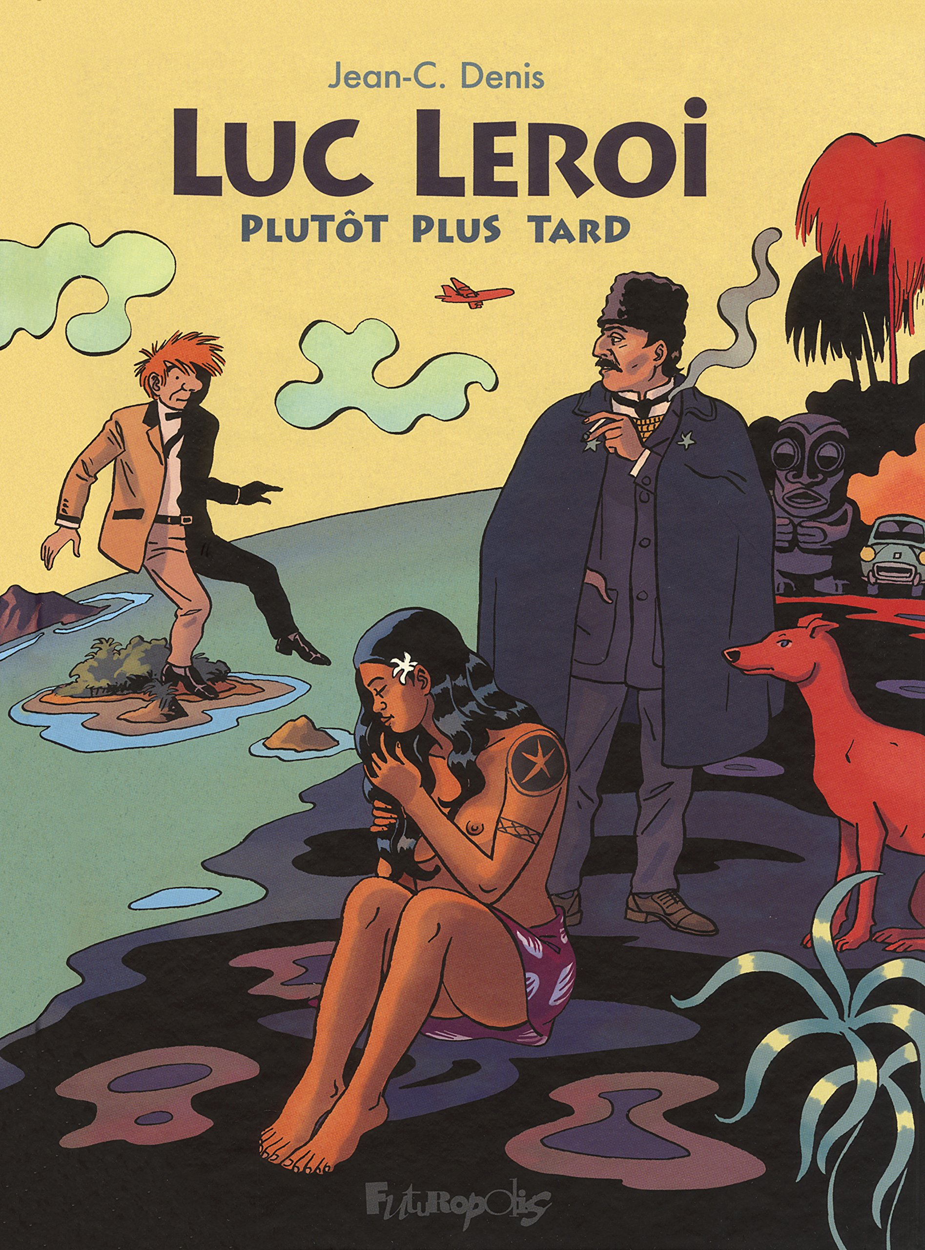 Luc Leroi, plutôt plus tard One shot