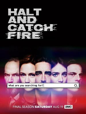 Halt and Catch Fire – Saison 4 (Vostfr)