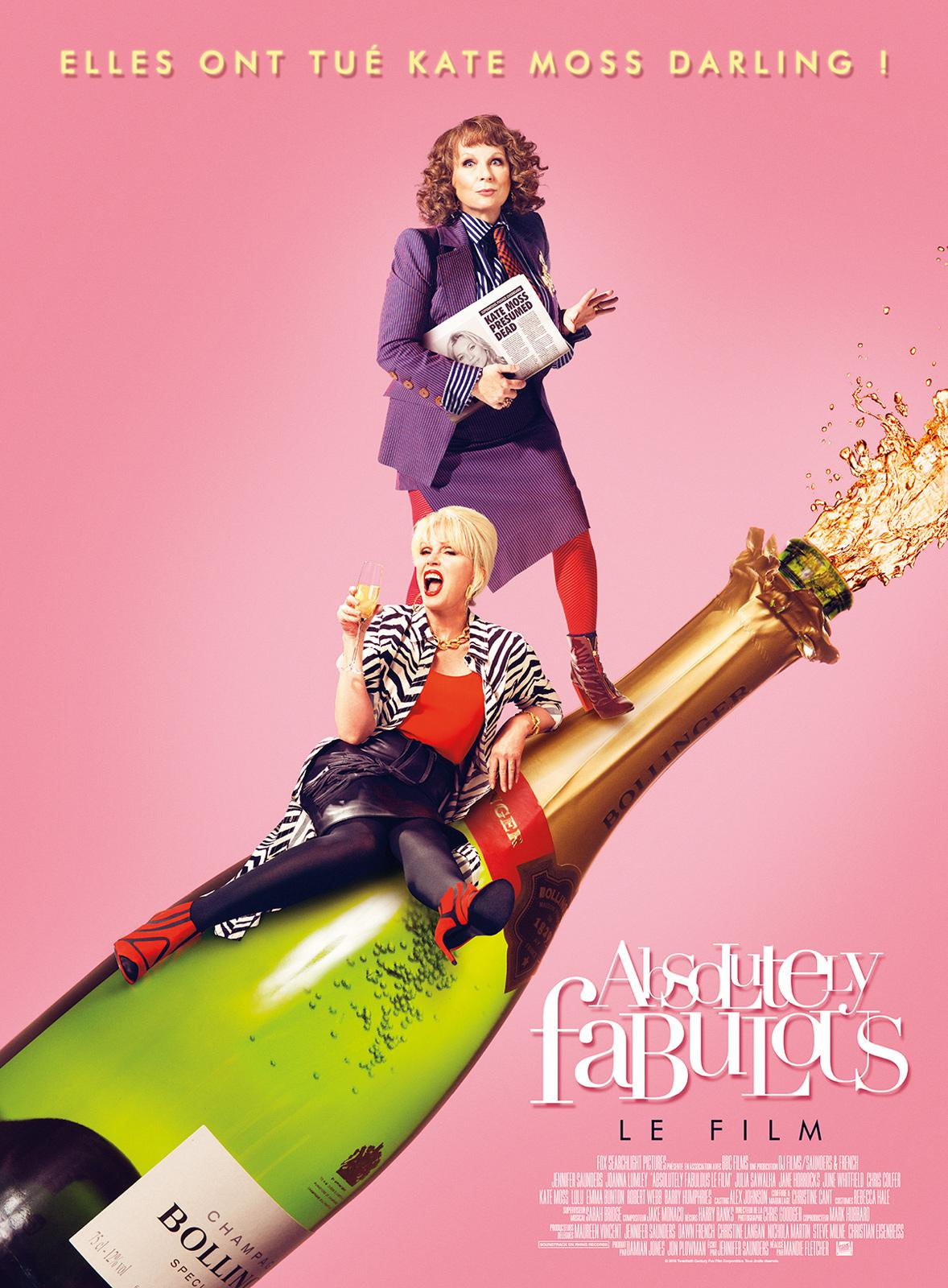Absolutely Fabulous : Le Film (Vostfr)