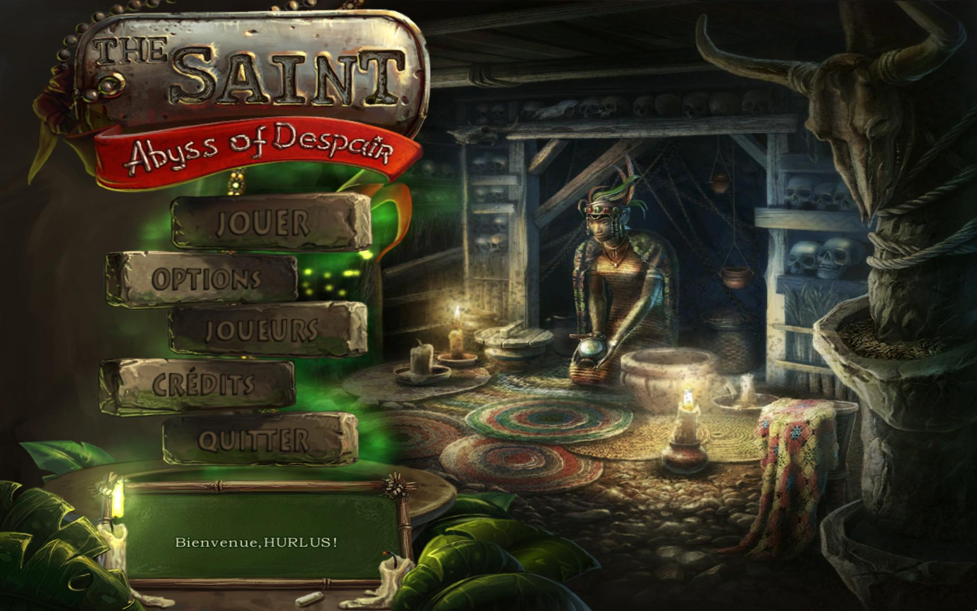 The Saint: Abyss of Despair [PC] [MULTI]