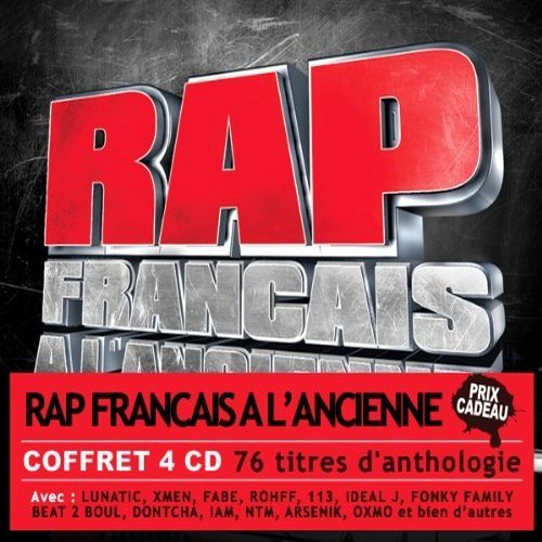 [Multi] Rap Francais A Lancienne Best Of (2013)
