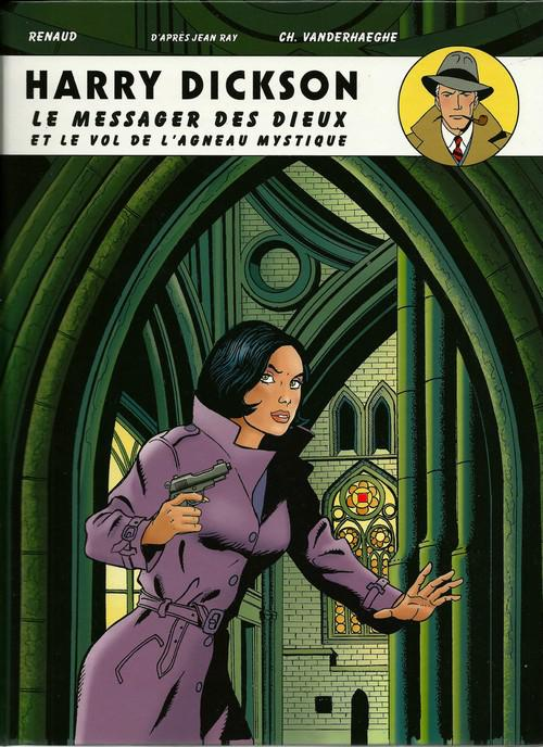Harry Dickson [Tome 11] [BD]