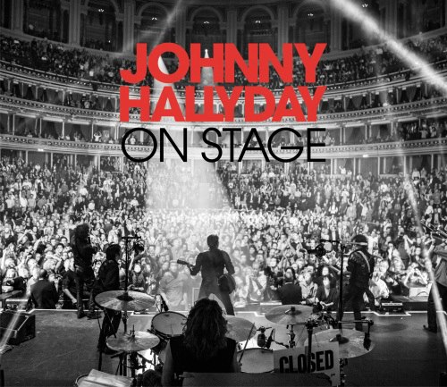 [Multi] Johnny Hallyday - On stage (Edition Collector)(2013)