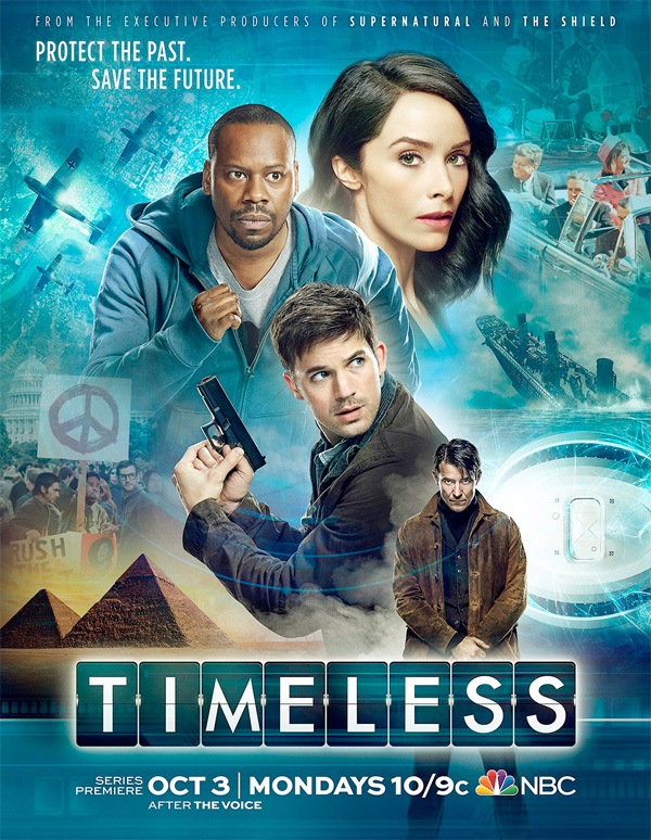 Timeless - saison 2 [COMPLETE] [10/10] FRENCH | HD 720p