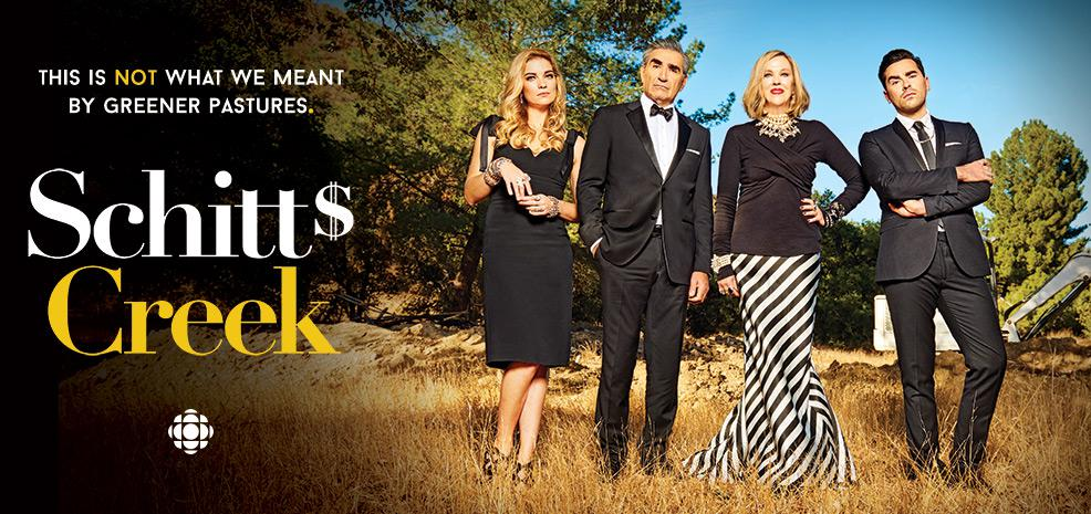 Schitt's Creek – Saison 1