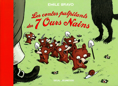Boucle D'or et Les Sept Ours Nains - [Tome 01]