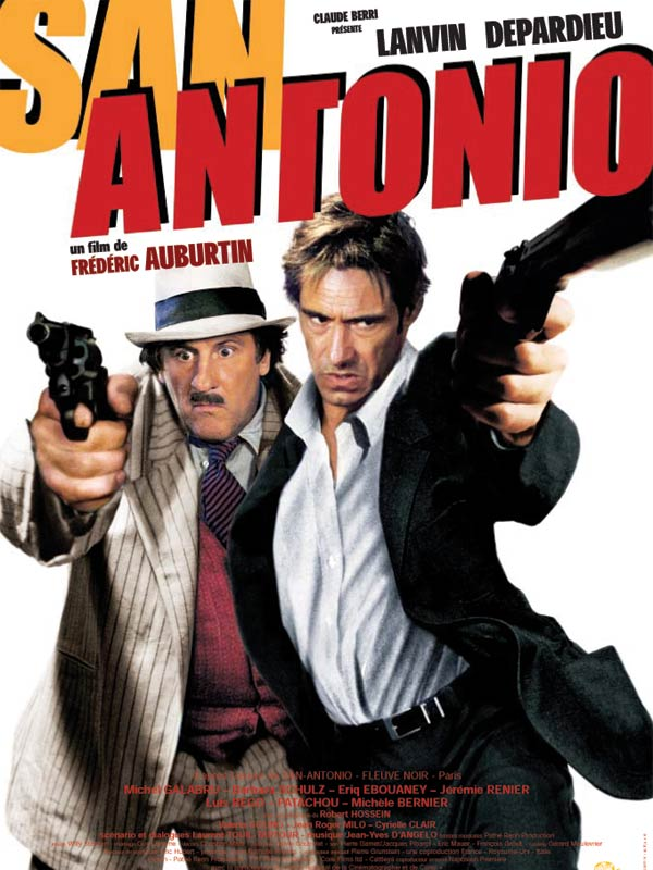 San Antonio (AC3) [FRENCH] [DVDRIP] [MULTI]