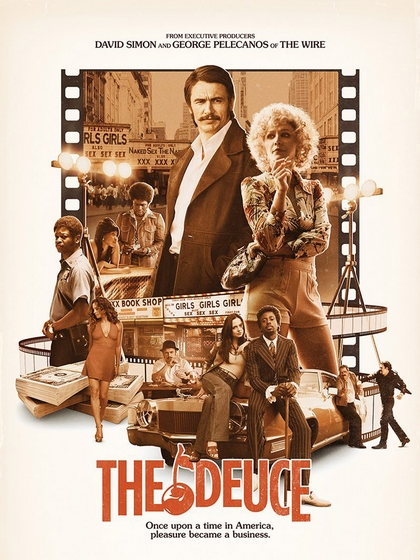 The Deuce Saison 1 Complete [08/08] FRENCH | Qualité HDTV
