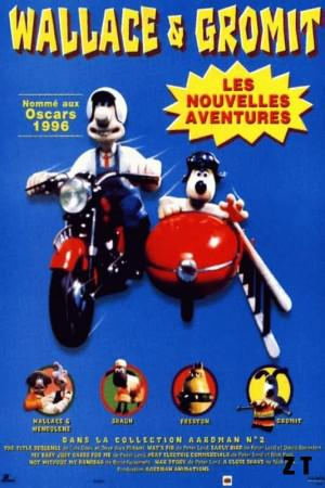 wallace gromit les aventuriers streaming