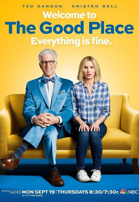 Telecharger The Good Place- Saison 3 [08/??] FRENCH | Qualité Web-DL