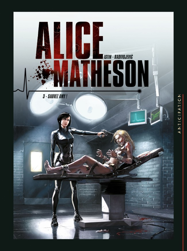 Alice Matheson - Tome 3